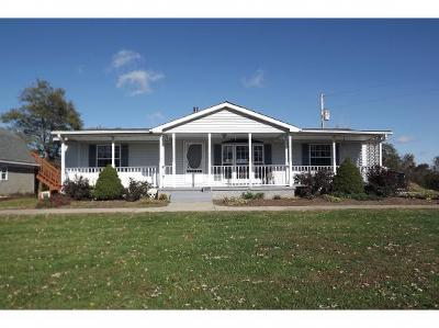 Switzerland County Single Family Home For Sale: 8367 Tague Rd