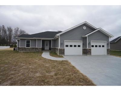 Batesville Single Family Home For Sale: 347 Abby