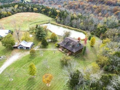 Dearborn County Single Family Home For Sale: 19327 Turkey Pt Rd