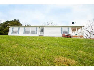 Ohio County Single Family Home For Sale: 3486 Nelson Rd