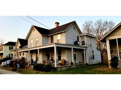 Dearborn County Multi Family Home For Sale: 409 Hanover Ave
