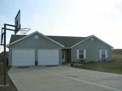 Ohio County Single Family Home For Sale: 1351 Finn Ln