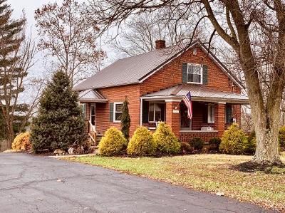Aurora Single Family Home For Sale: 15331 Sr 148