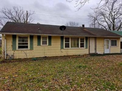 Switzerland County Single Family Home For Sale: 603 E Seminary St