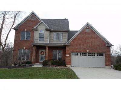 Lawrenceburg IN Single Family Home For Sale: $288,000