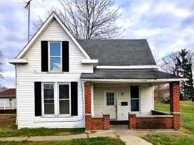 Ripley County Single Family Home For Sale: 636 Buckeye St