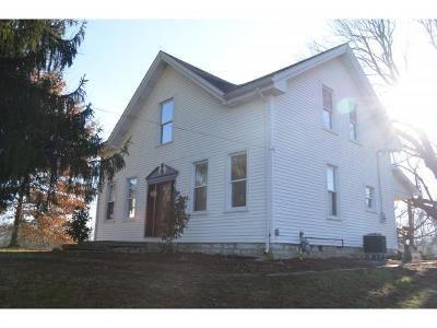 Ripley County Single Family Home For Sale: 217 E Jefferson St