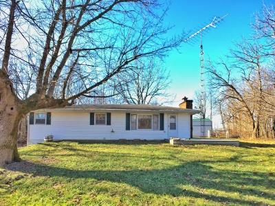 Ripley County Single Family Home For Sale: 3665 N Old Michigan Rd