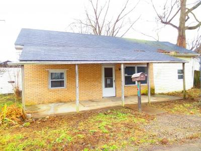 Vevay Single Family Home For Sale: 105 E Jackson St