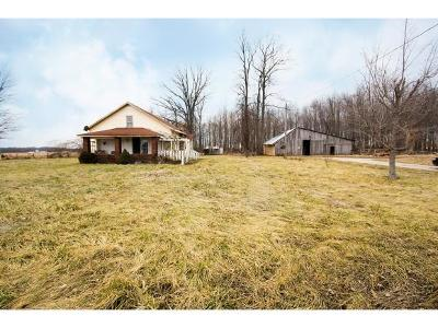 Ripley County Single Family Home For Sale: 1348 S Old Michigan