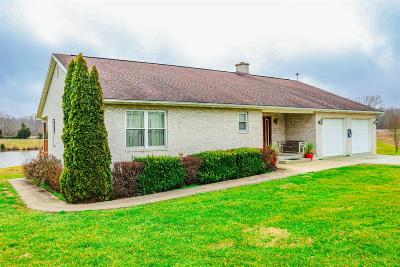 Switzerland County Single Family Home For Sale