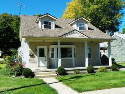 Brookville Single Family Home For Sale: 421 High St