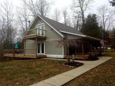Dillsboro Single Family Home For Sale