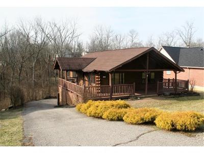 Lawrenceburg Single Family Home For Sale: 797 Greentree Rd