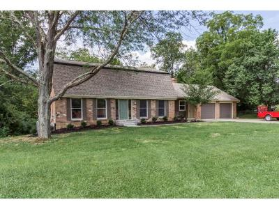 Dearborn County Single Family Home For Sale: 1543 Kathy Ct