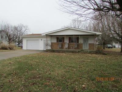 Ohio County Single Family Home For Sale: 111 S Henrietta St