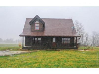 Ripley County Single Family Home For Sale: 8254 N Spades Rd