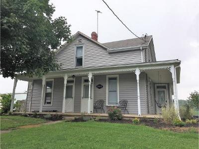 Ohio County Single Family Home For Sale: 2668 Sr 262