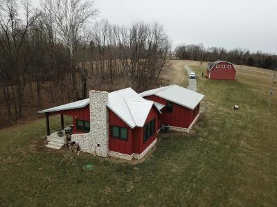 Switzerland County Farm & Ranch For Sale: 11535 Searcy Ridge