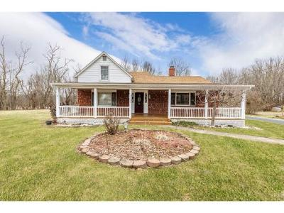 Moores Hill Single Family Home For Sale: 12180 Sparta Pike
