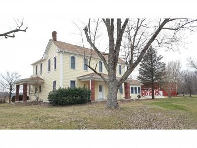 Milan Single Family Home For Sale: 13545 E Sr 48