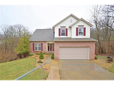 Lawrenceburg Single Family Home For Sale: 1843 Cove