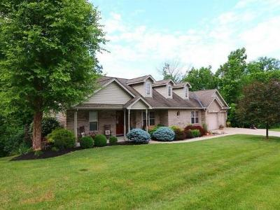 Lawrenceburg IN Single Family Home For Sale: $335,000