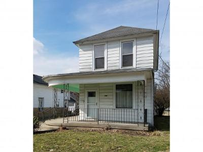 Lawrenceburg IN Single Family Home For Sale: $110,000