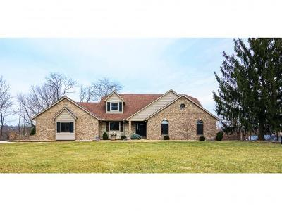 Lawrenceburg Single Family Home For Sale: 505 Ivy Hill Rd
