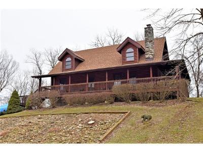 Lawrenceburg Single Family Home For Sale: 1712 Ridgewood Cir