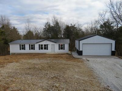 Dillsboro Single Family Home For Sale: 8546 Arlington Rd