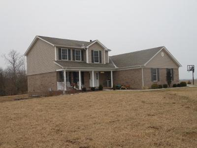 Brookville Single Family Home For Sale: 7002 Farm Hill Rd