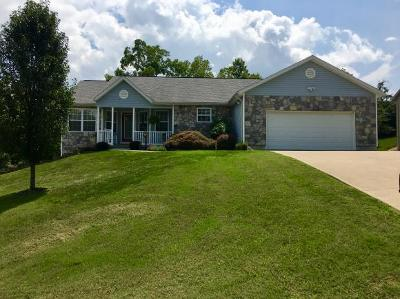 Lawrenceburg Single Family Home For Sale: 144 Crossbow Trail
