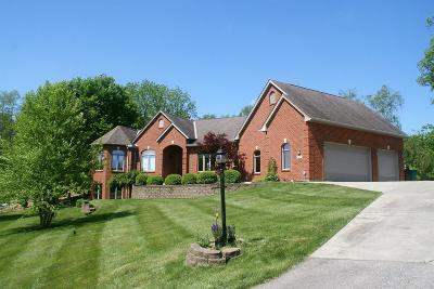 Lawrenceburg Single Family Home For Sale: 1477 Indian Woods Trail