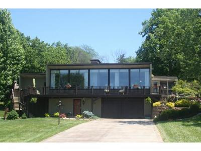 Dearborn County Single Family Home For Sale: 19912 Longview Dr