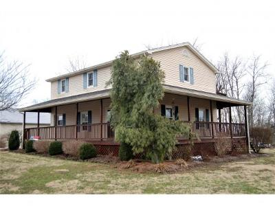 Lawrenceburg IN Single Family Home For Sale: $187,900