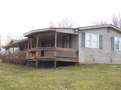 Ohio County Single Family Home For Sale: 7721 Hartford Ridge Rd