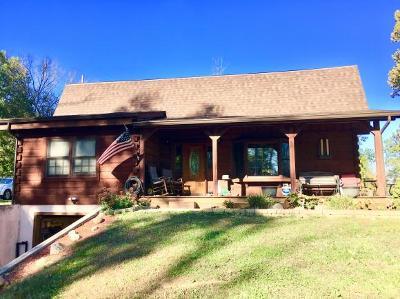 Aurora Single Family Home For Sale: 10750 Hueseman Rd