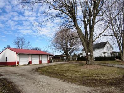 Aurora Single Family Home For Sale: 9212 Sr 48
