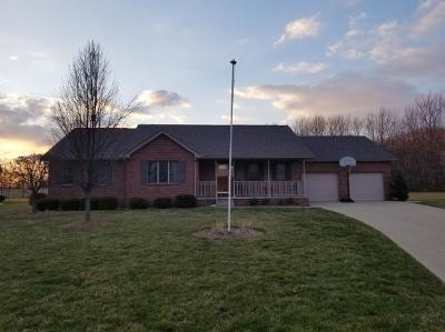 Lawrenceburg, Aurora, Bright, Brookville, West Harrison, Milan, Moores Hill, Sunman, Dillsboro Single Family Home For Sale: 920 Doe Spring Dr