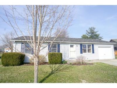 Batesville Single Family Home For Sale: 306 Whippoorwill Dr