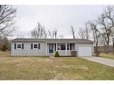 Lawrenceburg, Aurora, Bright, Brookville, West Harrison, Milan, Moores Hill, Sunman, Dillsboro Single Family Home For Sale: 5276 E 200 S