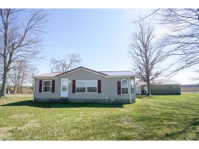 Ripley County Single Family Home For Sale: 5395 W 1050 S
