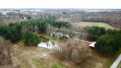 Ripley County Single Family Home For Sale: 4790 N Old Mill