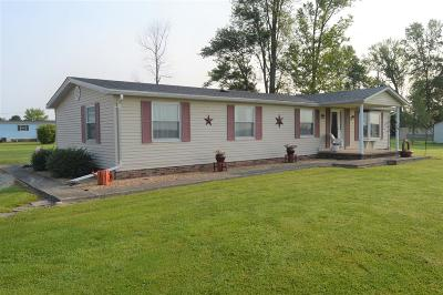 Ripley County Single Family Home For Sale: 1488 W 300 N