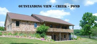 Scott County Single Family Home For Sale: 7510 S Liberty Knob Road