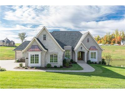 Floyd County Single Family Home For Sale: 2004 Cote De Chambord