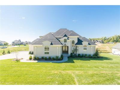 Floyd County Single Family Home For Sale: 2006 Cote De Chambord