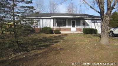 Scott County Single Family Home For Sale: 1318 W Tibbs Street