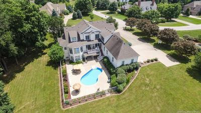 Clark County Single Family Home For Sale: 3101 Old Tay Bridge